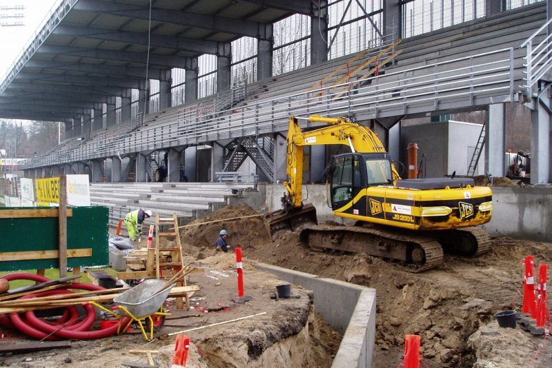 Brdr. Andersen Randers FC Stadion