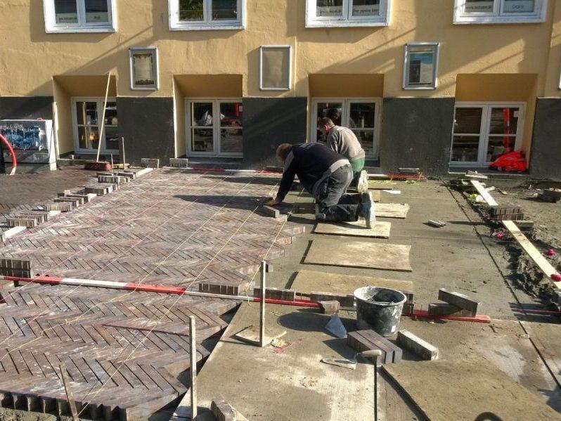 Storegade, Belægning ,2015 (13)