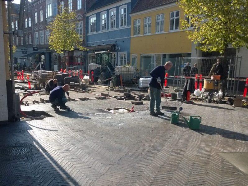 Storegade, Belægning ,2015 (15)