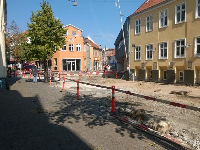 Storegade, Belægning ,2015 (3)
